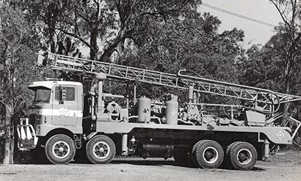 uranium mining in 1972